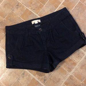 2.1 Denim denim shorts size women's 27